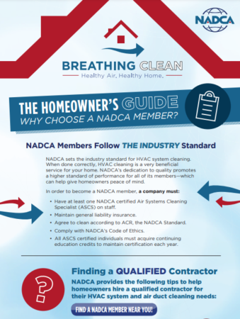 NADCA's Guide for Homeowners